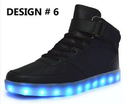 adidas light up shoes name