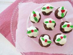 Photo of Mini Christmas Puddings