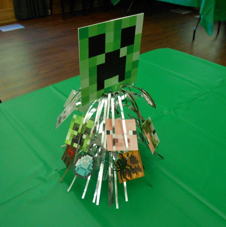 Best 25 Minecraft Ideas On Pinterest: Minecraft Centerpiece