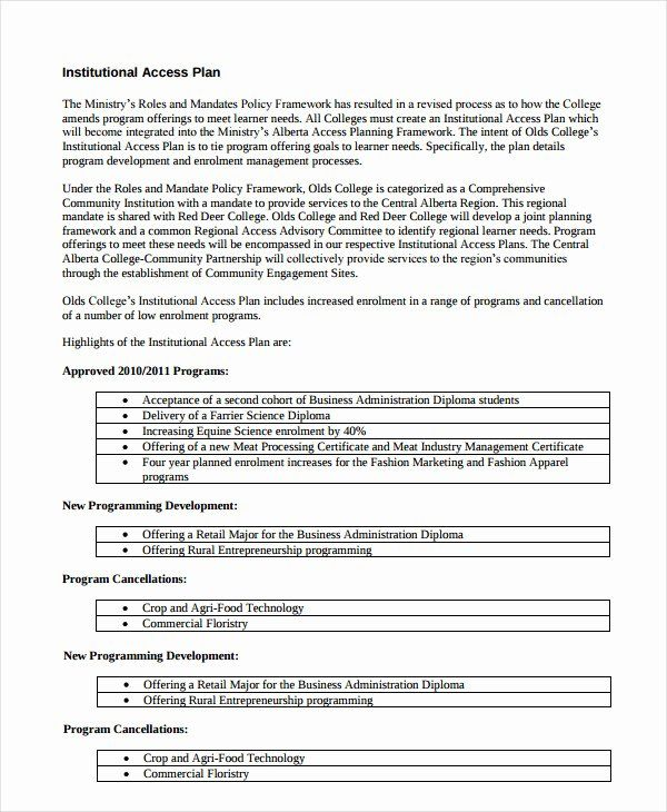Construction Business Plan Template In 2020 Business Plan