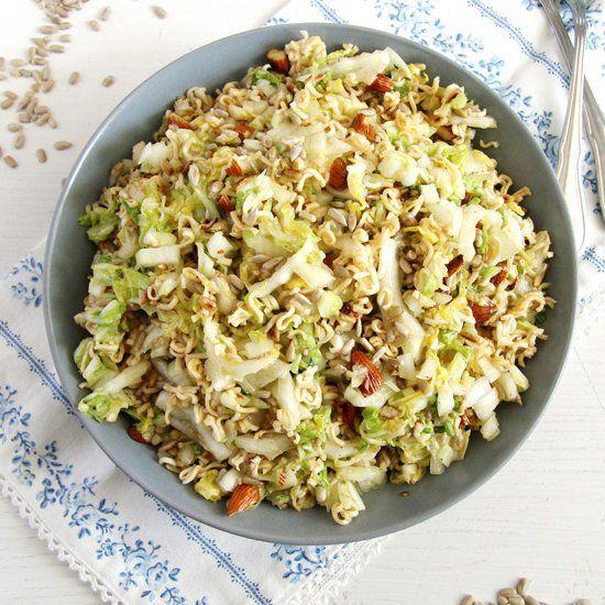 The 25+ best Napa salad ideas on Pinterest | Napa cabbage ...