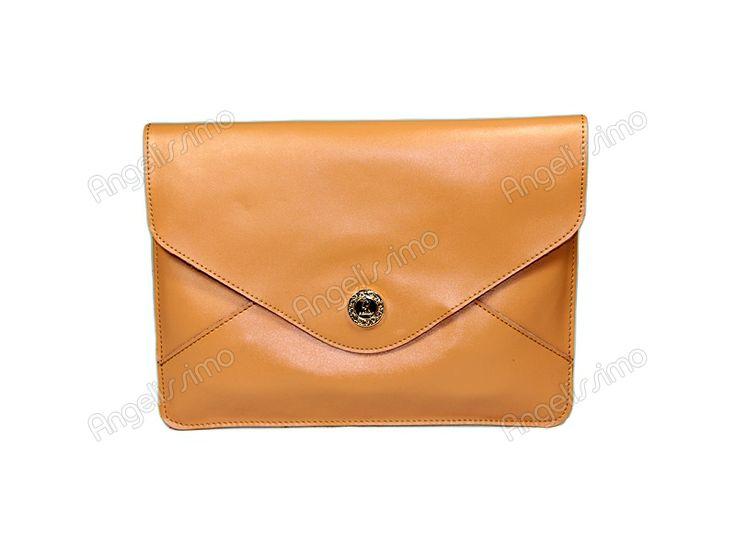 Клатч - конверт бежевый