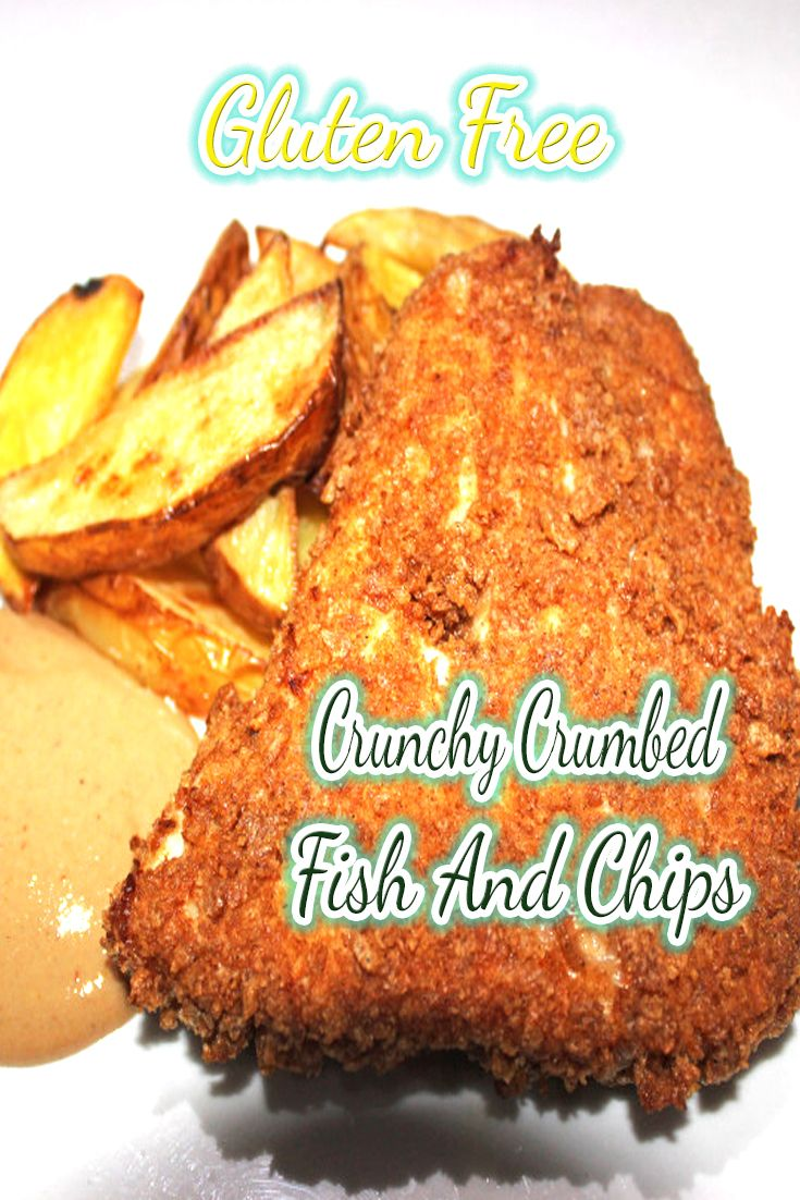 The crumbs are lovely and crunchy and it didn't take long at all to whip up.
