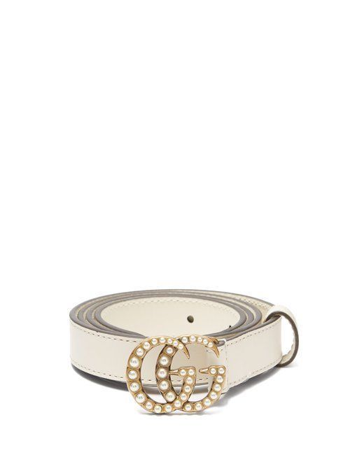 a24a4b722f0 Cream Coloured Women s Pearl Embellished Gucci Belt  fashion  clothing   shoes  accessories  womensaccessories  belts (ebay link)