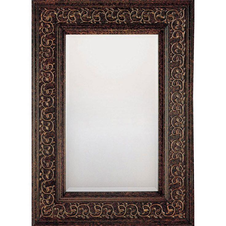 Chesterfield Brown Mirror Capital Lighting Fixture Company Rectangle Mirrors Home Decor
