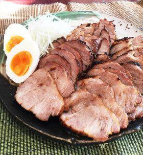 漬けて焼くだけ!簡単焼き豚 by O型の食いしん坊 [クックパッド] 簡単 ...