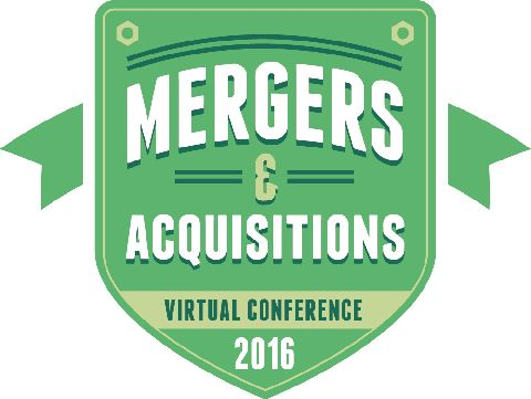 Learn the ins and outs of mergers &acquisitions with the M&A Virtual Conference in August.  http://ow.ly/6LTy302JVjYpic.twitter.com/HyRAmx1Zmm
