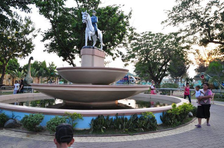 Gen. Bugallon's monument-Bugallon town plaza