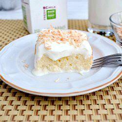 Tres Leches Cake, Tres Leche Cake, Milk Tops, Cake Soak, Condensed