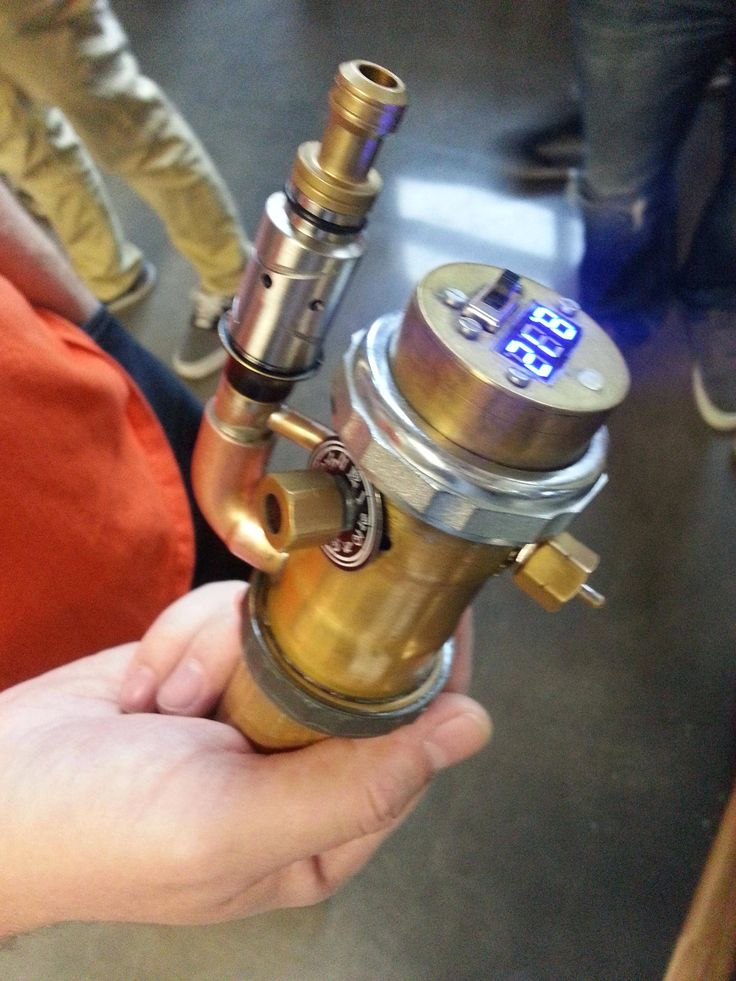 Steampunk mod. Please follow our boards for the Best in Vaping. Please journey to our websitore @ http://www.bluecigsupply.com