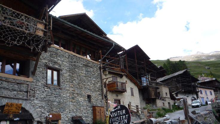 saint Veran le village le plus haut d'Europe