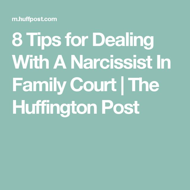 Are how to deal with a sociopathic parent