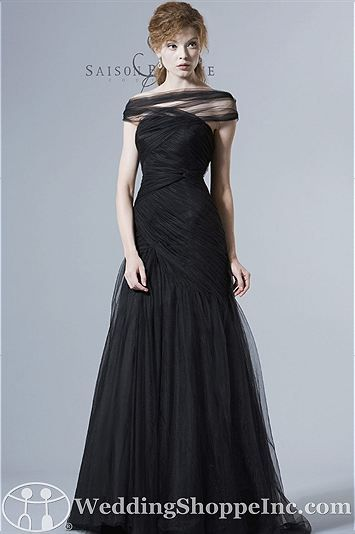 For the fashion forward MOB/MOG. Order a Saison Blanche 6051 Mother of the Bride Dresses at The Wedding Shoppe today