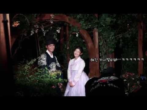 KBS 월화드라마 구르미 그린 달빛 9-10회 메이킹 - YouTube
