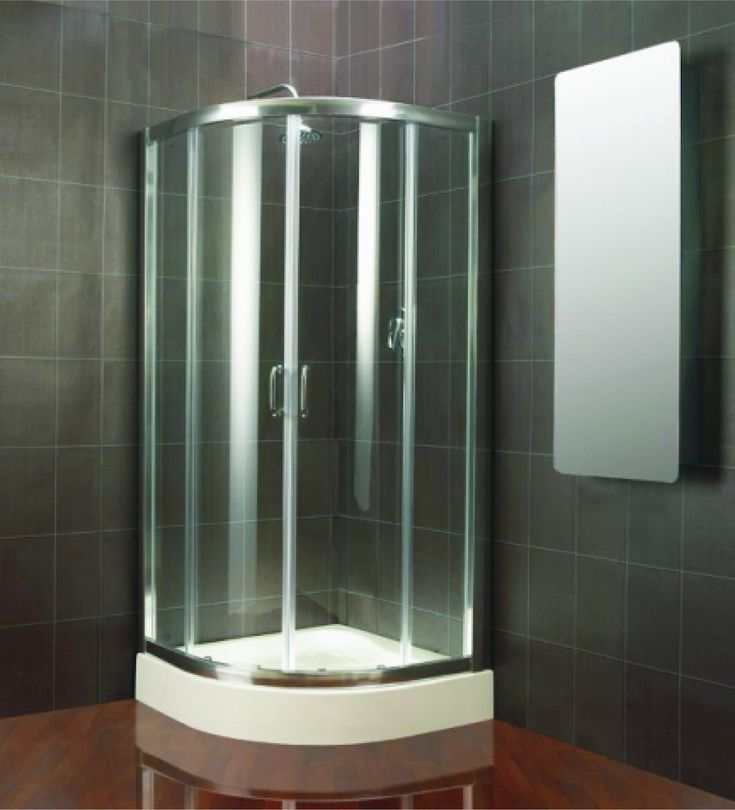 The 25 best corner shower units ideas on pinterest - Corner shower units for small bathrooms ...
