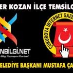 ÇİGDER Kozan Temsilciliği Pozantı Belediye Başkanı Mustafa Çay'ı Kınadı