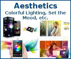 Aesthetics - Colorful Lighting