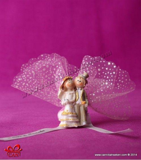 Gelin Damat Biblolu Nikah Şekeri B46  #nikahsekeri #cannikahsekeri #wedding #weddingcandy #gift #bride #gelinlik #dugun #davetiye #seker #love #fashion #life #me #nice #fun #cute