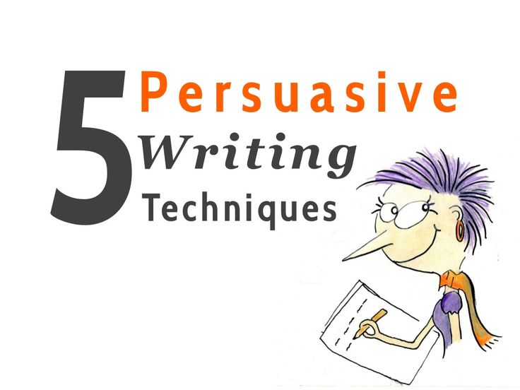 5 Persuasive Writing Techniques (With Examples From Apple) by Henneke Duistermaat via slideshare