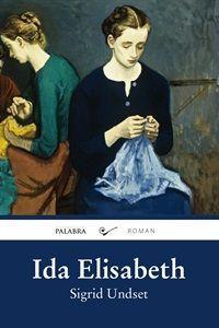 """"""" Ida Elisabeth"""" de Sigrid Undset.  La incansable Ida Elisabeth ha de afrontar la vida que ha elegido, a causa de un error del pasado y que le ha llevado a casarse con Frithjof, su novio de juventud: encantador, alegre, fanfarrón... pero incapaz de sacar adelante una familia.    Una historia de personajes recios, de una grandiosa humanidad. Ambientada en la Noruega de los 30, ilustra  cómo el sufrimiento por nuestros errores puede ser entendido desde el amor.  Signatura: N UND ida…"""