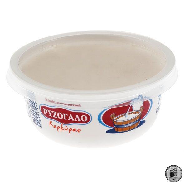 Yummy Corfu made rice pudding