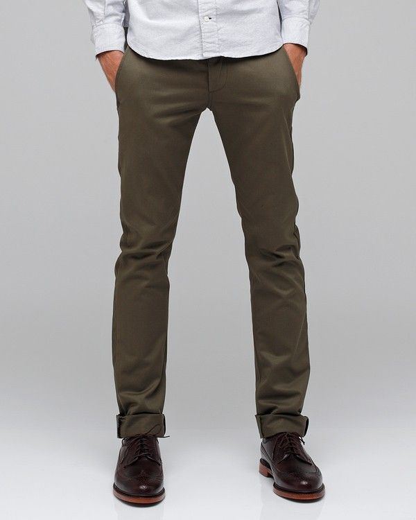 Need Supply Co. x Rogue Territory Trousers In Olive    $155 from Need Supply Co.