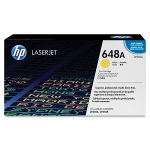 Yellow Toner Cartridge, HP