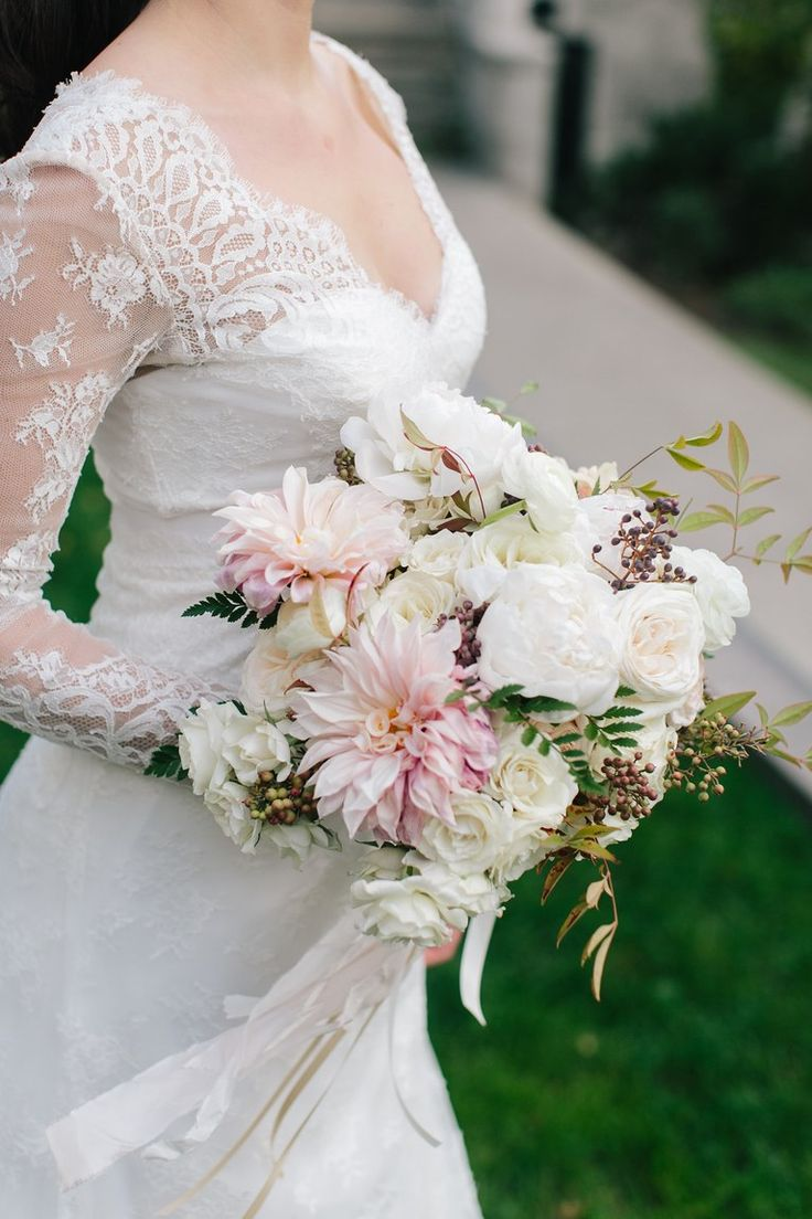 The 25 Best Dahlia Wedding Bouquets Ideas On Pinterest