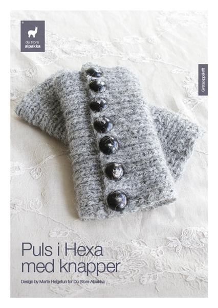 Puls i Hexa med knapper