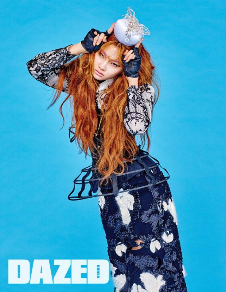 #DazedKorea Jan issue 2016 #Editorial.    #Fashion_ #SeokBinSeo. #Photography_ #YongGyunZoo. #Model_ #HoYeonJung #Hair_ SunYeongLee #Makeup_ SukKyungLee