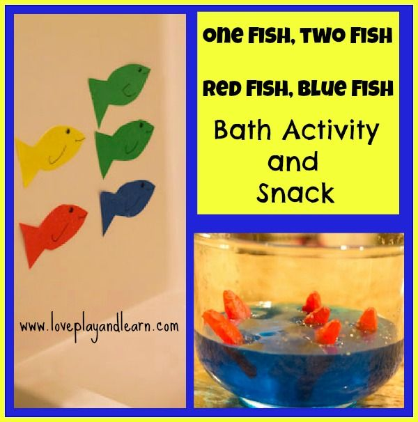 17 best images about dr suess on pinterest homeschool for One fish two fish red fish blue fish activities