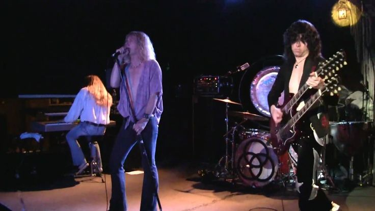 Stairway to Heaven, ZOSO Led Zeppelin Tribute Band at the Lincoln Theater in Raleigh, NC
