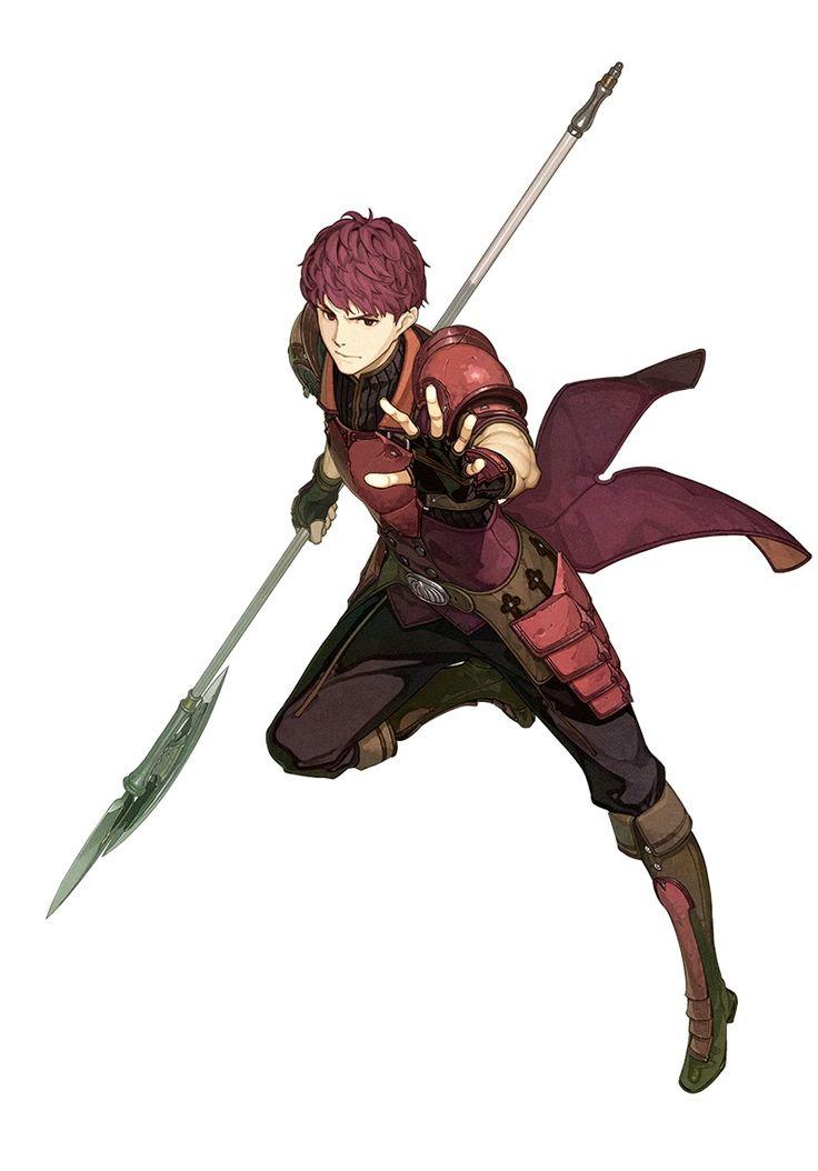 Luca / Fire Emblem Echoes