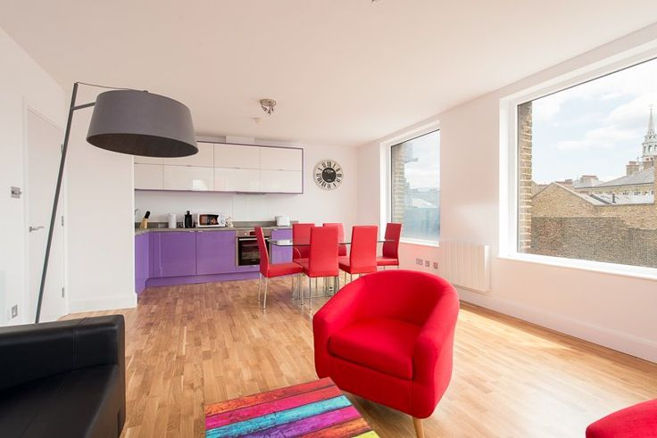 Luxury Short term lettings in London, Short term Let London - City Living London
