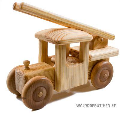 Waldorfbutiken - Sveriges waldorfbutik på nätet - Stor Brandbil Debresk