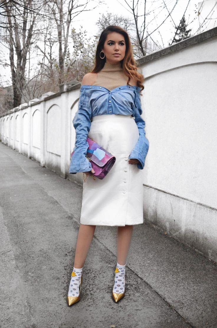 Fashion street. Cristina Belciu.