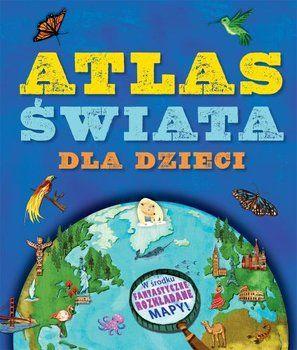 Atlas świata dla dzieci-Green Jen
