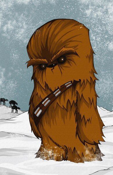 Chewbacca!! This is a much older image I created ,but still one of my favorites .