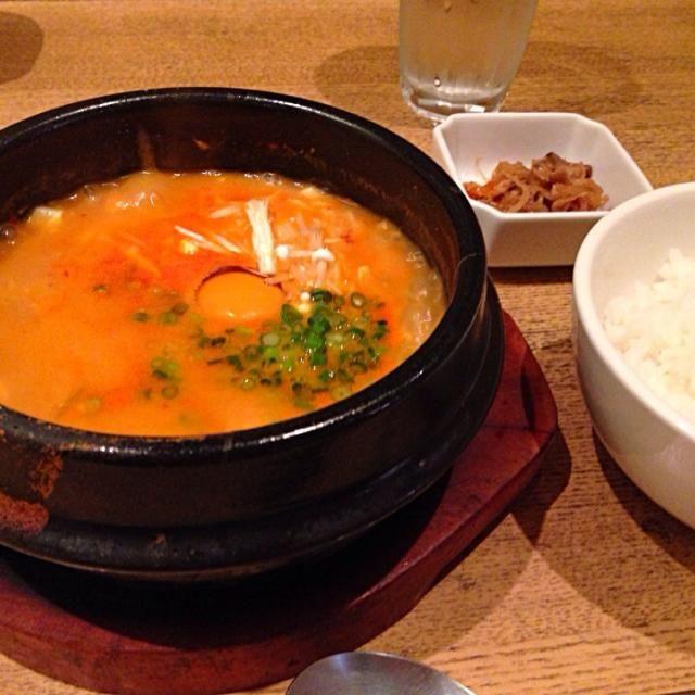 BIAN@恵比寿にて。キレイめなスンドゥブ・韓国料理のお店。女子率高かったわ - 10件のもぐもぐ - 純豆腐 by chan mitsu