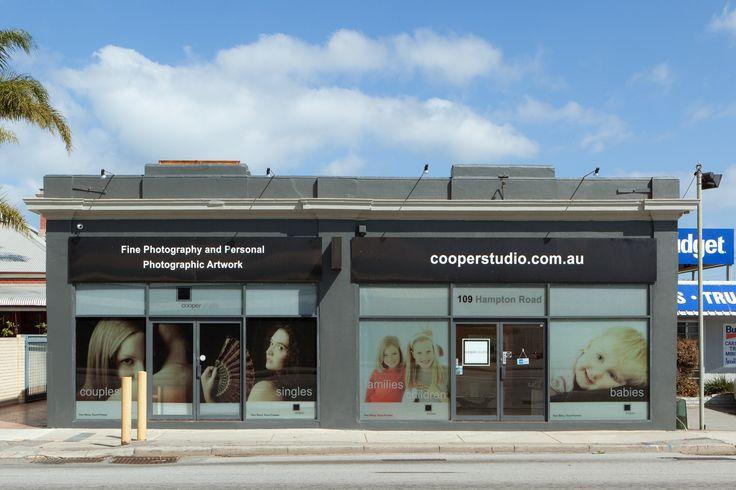 Cooper Studio in South Fremantle, WA