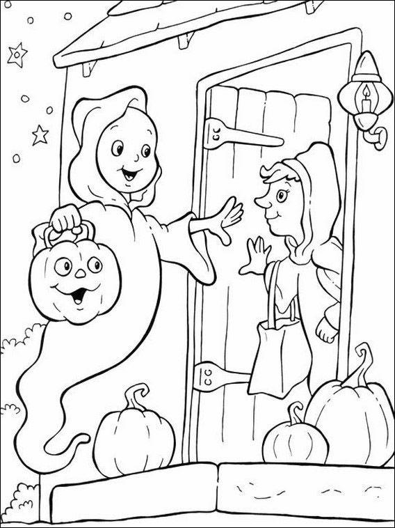 halloween 76 ausmalbilder für kinder. malvorlagen zum