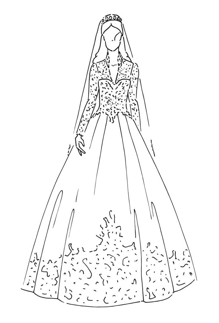 Scopri la nostra infografica che ripercorre 100 anni di abiti da sposa reali!