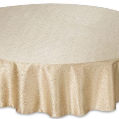 Portman 70-Inch Round Tablecloth - BedBathandBeyond.com