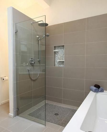 space saving corner showers for small bathrooms