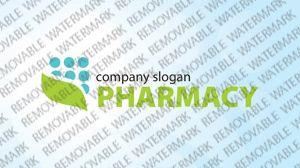Pharmacy Purchase Logo Templates by Logann