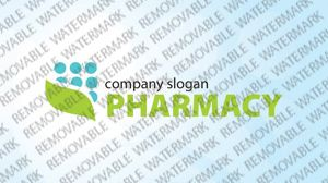 Pharmacy Purchase Logo Templates by Logann