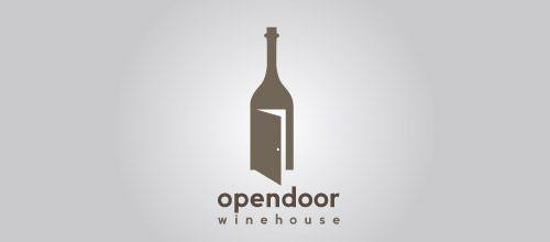 oopendoor logo designs