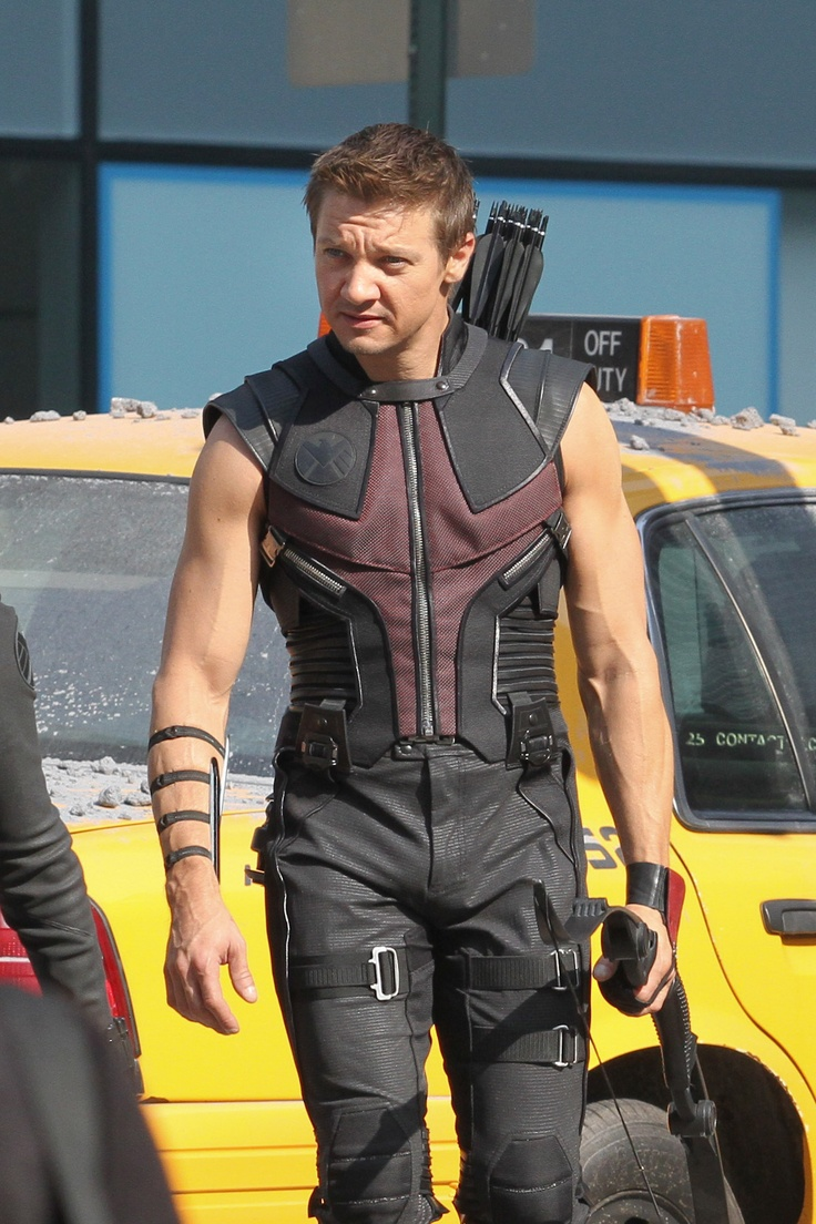 Hawkeye - Best thing on The Avengers
