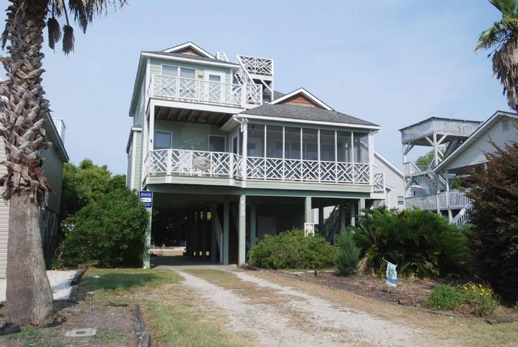 Gulls Eye View - House | 10th Row Back Sunset Beach Vacation Rentals