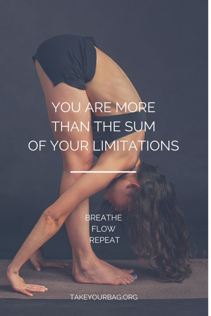 How not to let limitations define yourself and ego drive your yoga practice | Yoga with hip problems | Hip-openers for yoga